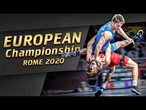European Championship Rome 2020 Highlights | WRESTLING