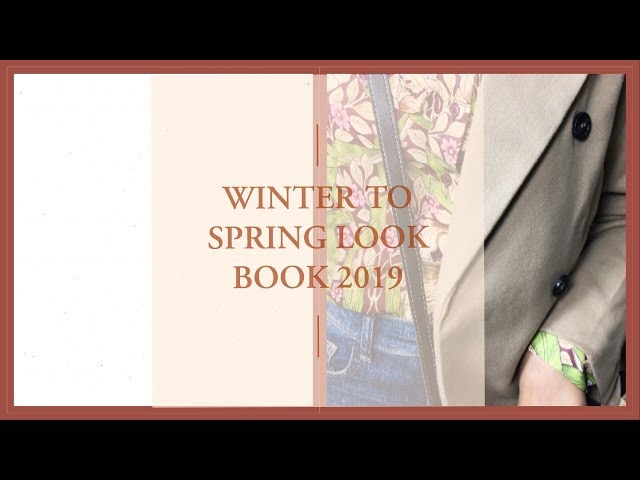 Winter to Spring Look Book 2019 | Prity Singh