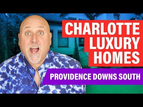 Providence Downs South- Charlotte Luxury Real Estate-Giddy Up!!