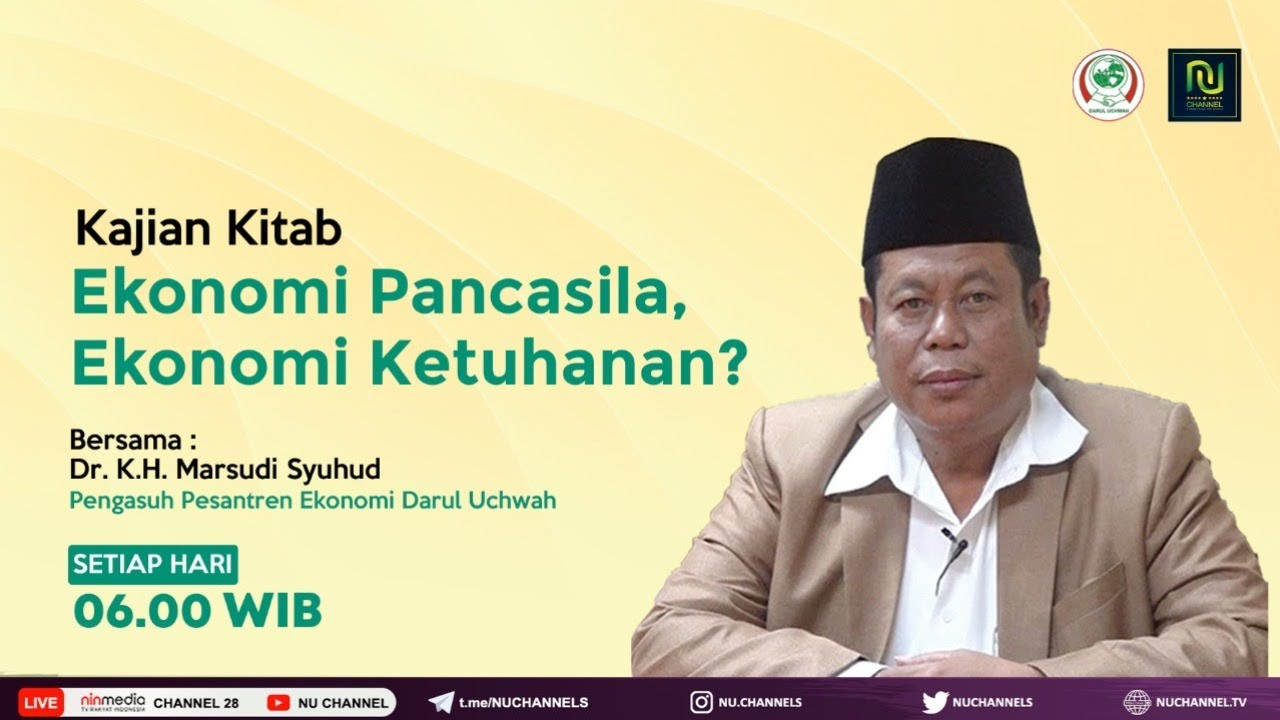 KEBIJAKAN NABI MUHAMMAD KEPADA KAUM MUHAJIRIN - Dr KH Marsudi Syuhud Part 15