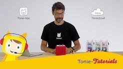 Tonie-Tutorial: Kreativ-Tonie startklar machen und bespielen