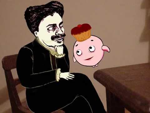 Strindberg and Helium with Sulphur and Iron