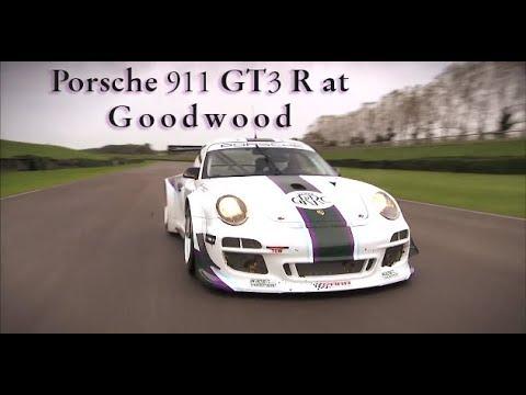 Unique, never-raced Porsche 911 GT3 R race car makes spectacular track-toy