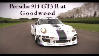 Unique, never-raced Porsche 911 GT3 R race car makes spectacular track-toy