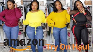 AMAZON Try on Haul | ft. ENIDMIL | Nothing Over 25$