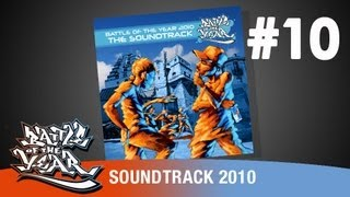 BOTY 2010 SOUNDTRACK - 10 - KNIGHTZ OF BASS - LANDED [BOTY TV]