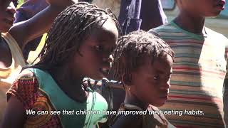 RURAL SOLUTIONS - Culinary Demonstration Units in Mozambique