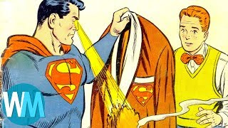 Top 10 Worst Things Superheroes Have Ever Done