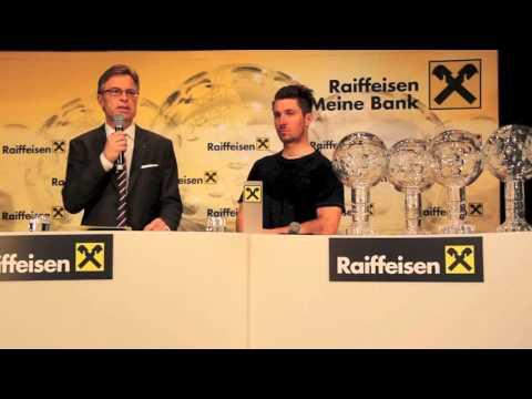 Pressegespräch Marcel Hirscher
