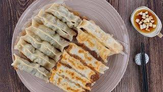 【1mintips】什麼!煎餃和鍋貼竟然不一樣!你知道差異在哪裡嗎?包法煎法口感,通通不一樣!神奇的體會,必看!