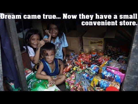 Travel to the Real Philippines and Meet these Poor Little Orphans. Poverty in Manila