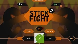 Stick Fight 2 - Android Gameplay HD