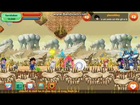 Ngọc Rồng Online : PT Never_Gold Cướp Ngọc Rồng Đen Lúc Sắp Cuối Xui Xẻo