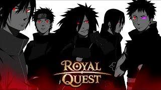 Royal Quest - ГРУБИЯНЫ ИЗ КЛАНА 'УЧИХА'