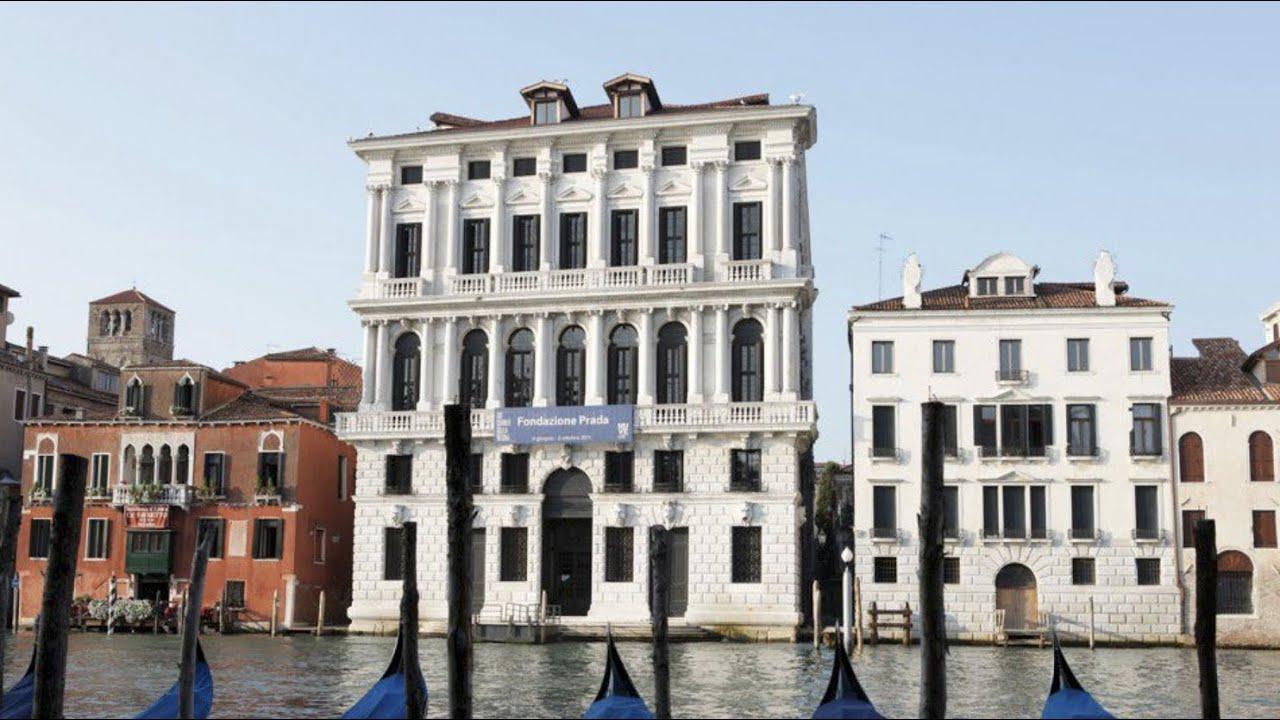 Prada VR Fondazione Prada Venezia