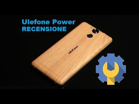 Ulefone Power Recensione (ita) by PHONE FIXER