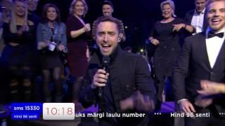 """måns zelmerlöw – """"heroes glorious"""" eesti laul 2017 finaal"""