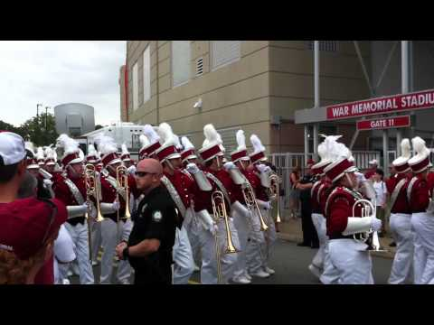 Razorback Marching Band Swing March