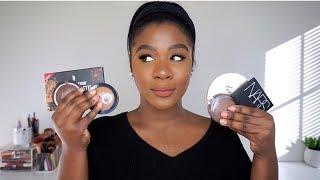 Bronzer Covergirl ebony