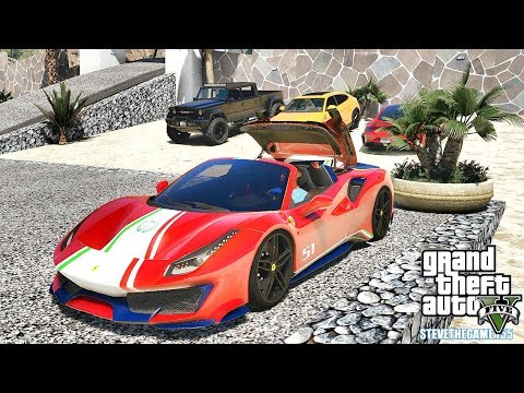 GTA 5 REAL LIFE MOD #583 - NEW MANSION!!! (GTA 5 REAL LIFE MODS) thumbnail