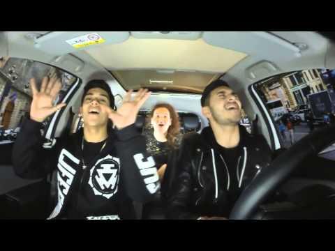 AUDITION ID #6458 – YARIS HYBRID KARAOKE TEST DRIVE