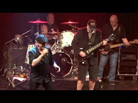 BACK IN BLACK (AC/DC) - LIVE IN COPENHAGEN 2019