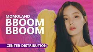 MOMOLAND(모모랜드) - BBoom BBoom (뿜뿜) [Center Distribution]