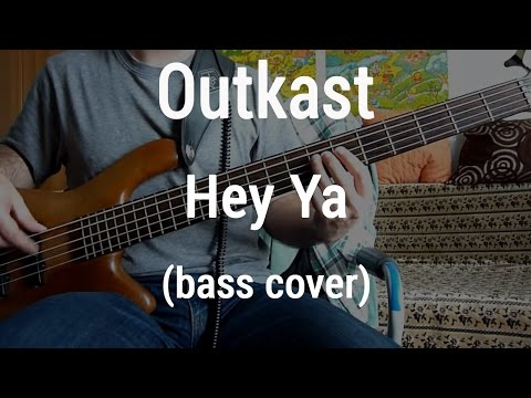Outkast - Hey Ya (bass cover)🎸