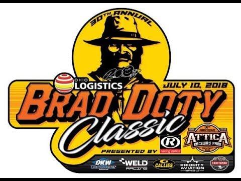 Attica Raceway Park 2018 Brad Doty Classic