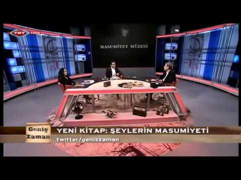 'Geniş Zaman' Orhan Pamuk - TRT TÜRK' (Turkish)