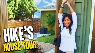 BIG UPDATE: Touring My NEW HOUSE - We're Almost Moved In!! | Hike In Real Live Vlog Series