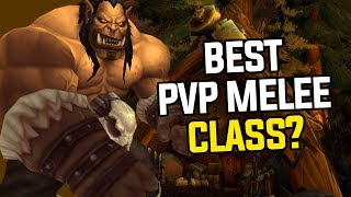 Survival Hunter - Best PvP Melee Class in Battle For Azeroth?
