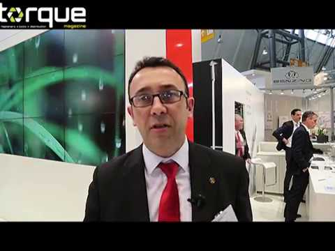 Video interview - NOF METAL COATINGS EUROPE - Fastener Fair Stuttgart