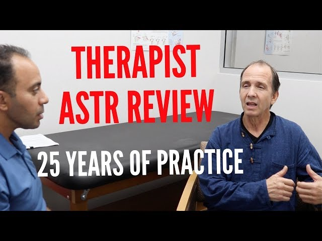Therapist ASTR Course Review (25 Years of Practice)