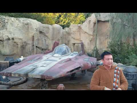 Rise Of The Resistance Disneyland Official Opening January 17, 2020 By Joseph A.