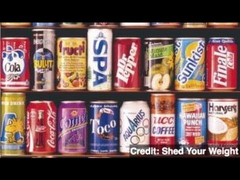 Soft Drinks Could Increase Type 2 Diabetes Risk