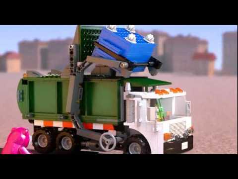 Download Toy Story 3 Garbage Truck Getaway - LEGO 7599