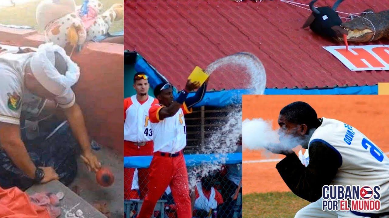 'Brujería' decidió la Serie Nacional de Béisbol en Cuba