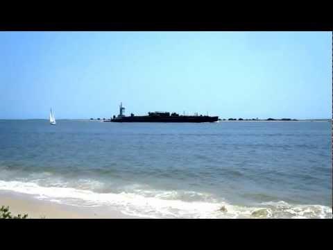 013. Southport NC - Cape Fear River - Sailing - Boats - Ships