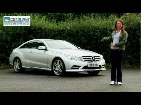 Mercedes E-Class Coupe review - CarBuyer