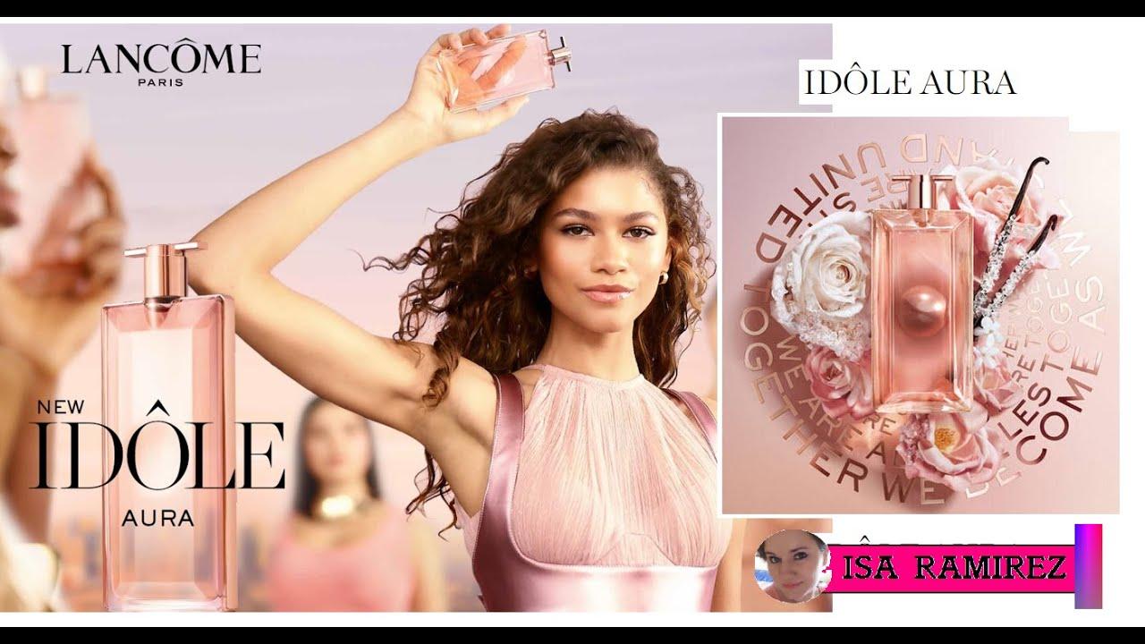 IDÔLE AURA Lancome reseña de perfume ¡NUEVO 2021!
