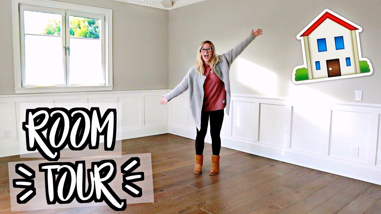 MY NEW BEDROOM!!   YouTube