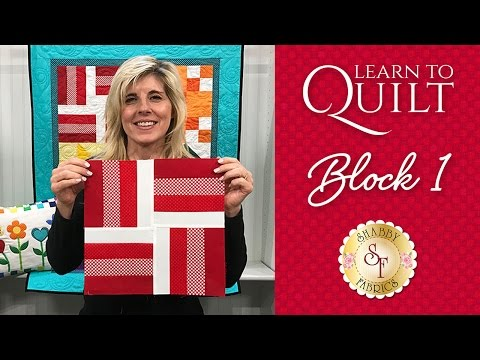 Learn to Quilt Part 2 | Shabby Fabrics