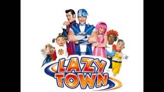 LazyTown Bing Bang Rock Instrumental
