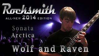 Rocksmith 2014 Custom DLC - Sonata Arctica: Wolf and Raven