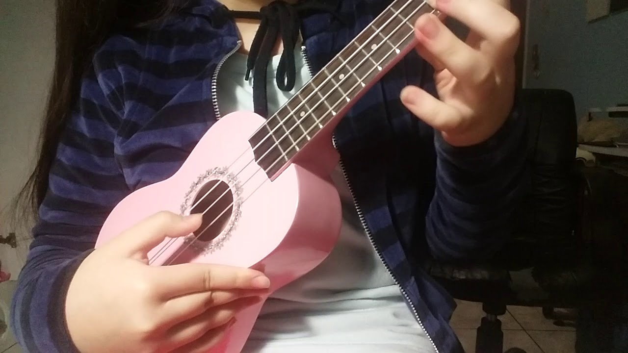 Ghost fight and waterfall (from Undertale) Ukulele covers