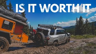 Overlanding the Enchanted Rocĸies in New Mexico - Lifestyle Overland S2:E13