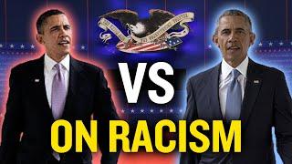The Best Political Debate on Racism: Obama vs Obama | Larry Elder