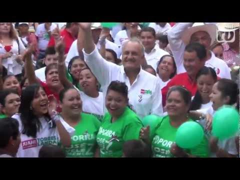 Tras bambalinas - Visita a Huanímaro