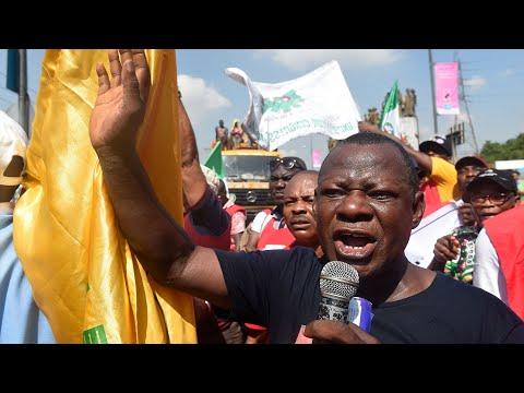 #EndSARS protests: Nigerians reject US imperialism